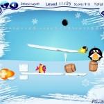 <b>Giochi online IL PESCE E IL PINGUINO</b>