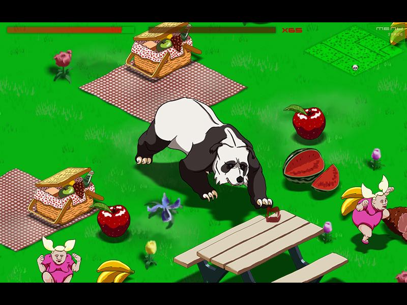 Category i cattivi giochi gratis online for Cabine lungolago grande orso