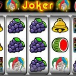 <b>SLOTMACHINE - JOKER</b>