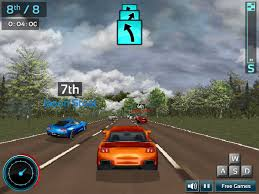 supercar road