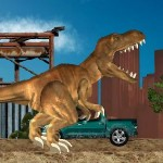 <b>UN T-REX A LOS ANGELES</b>